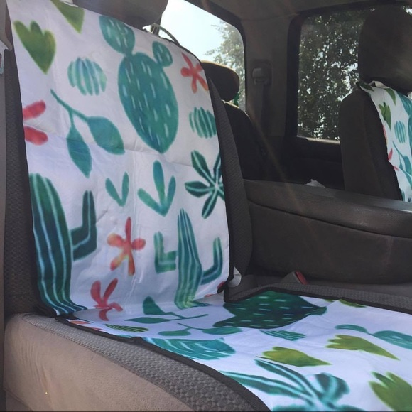 Enjoyable Cactus Car Seat Covers Gmtry Best Dining Table And Chair Ideas Images Gmtryco